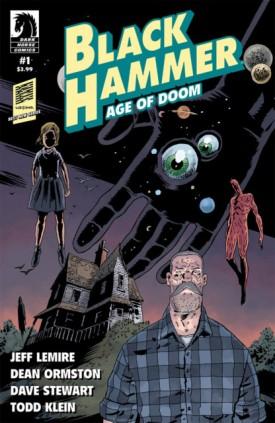 Black Hammer - Age of Doom #1-4 (2018)