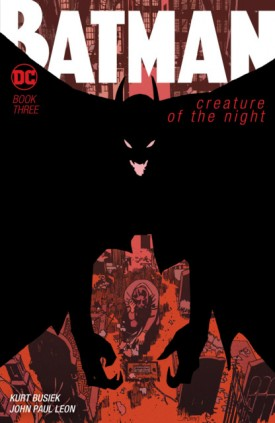 Batman - Creature of the Night #1-3 (2018)