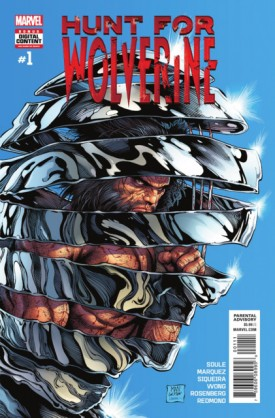 Hunt for Wolverine 001 (2018)