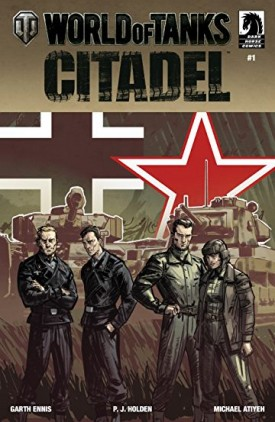World of Tanks II - Citadel #1-5 (2018) Complete