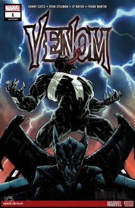 Venom #1-3 (2018)