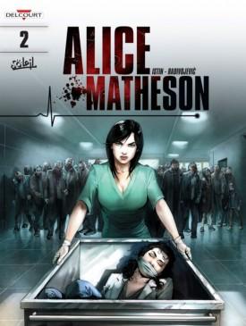 Alice Matheson #1-5 (2015-2016)