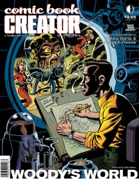 Comic Book Creator 15, 17 (2017-2018)