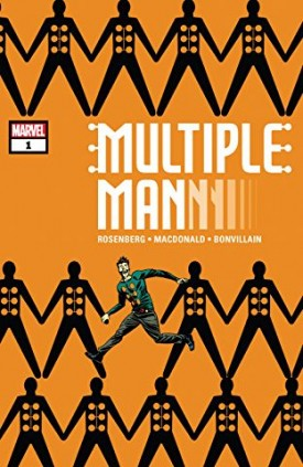 Multiple Man #1-3 (2018)