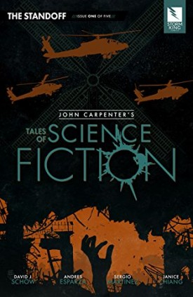 John Carpenter's Tales of Science Fiction - The Standoff 01 (of 05) (2018)