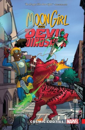 Moon Girl and Devil Dinosaur v02 - Cosmic Cooties (2017)