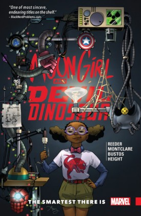Moon Girl and Devil Dinosaur v03 - The Smartest There Is (2017)