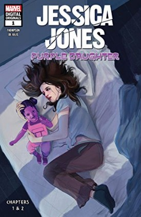 Jessica Jones - Purple Daughter #1-3 (2019) (Digital Original) Complete
