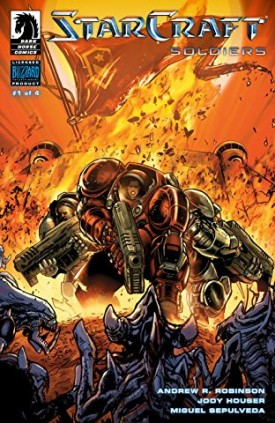 StarCraft - Soldiers #1-4 (2019) Complete