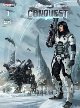 Conquest 01-02 (2019)