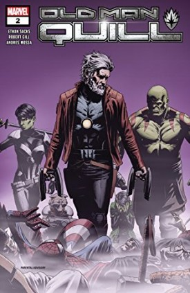Old Man Quill #1-4 (2019)