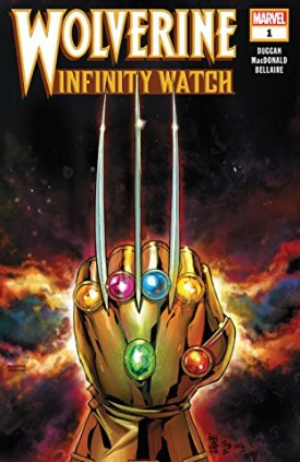 Wolverine - Infinity Watch #1-3 (2019)