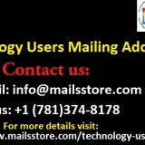 Technology-Users-mailing-addresses-List---Mails-STORE
