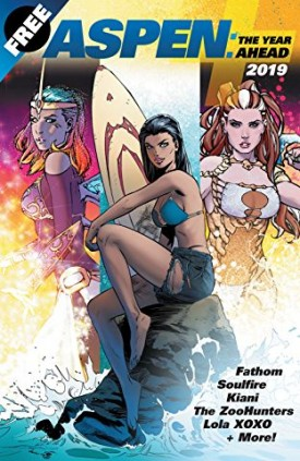 Aspen Comics 2019 - The Year Ahead (2019)