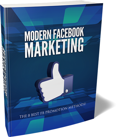 Modern Facebook Marketing provides you with the best Facebook marketing strategy that is easy to follow and dominate the market and work for the promotion of your business. If you have any query, so you can visit https://bit.ly/2CfIe4R