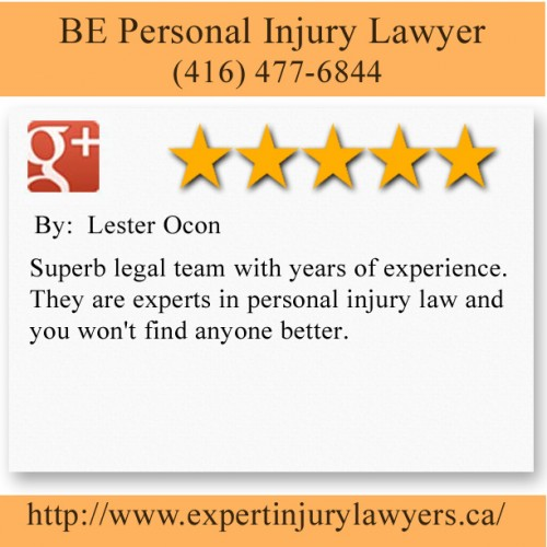 BE Personal Injury Lawyer 100 Consilium Pl #200, Scarborough, ON M1H 3E3 (416) 477-6844  https://beinjurylawyers.ca/scarborough-personal-injury-lawyer.html