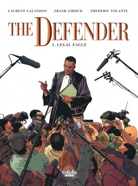 The Defender 01-02 (2019)