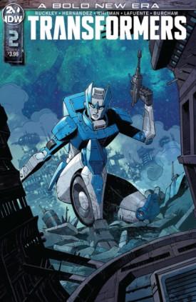 Transformers Vol.4 #1-27 + Specials (2019-2021)