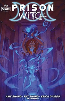 Prison Witch #1-3 (2019)