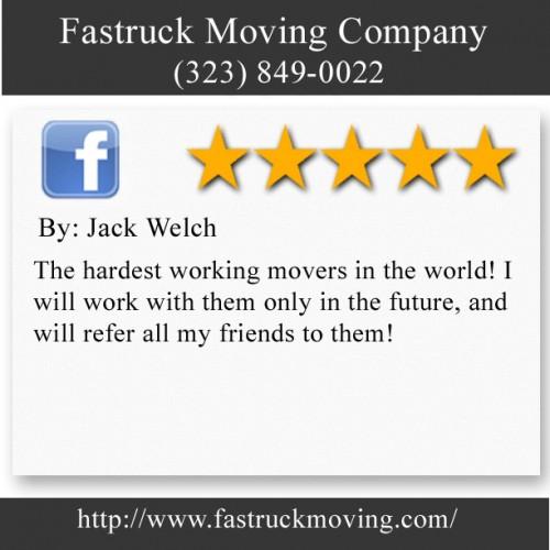 Fastruck Moving Company 11818 Riverside Dr Ste 118 Valley Village, CA 91607 (323) 849-0022  http://www.fastruckmoving.com/laguna-beach-movers/