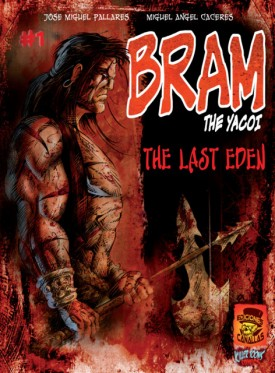 Bram the Yacoi #1-4 (2016-2017) Complete
