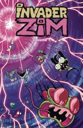 Invader Zim v07 (2019)