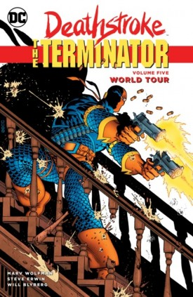 Deathstroke the Terminator v05 - World Tour (2018)