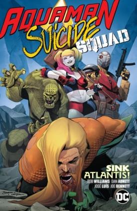 Aquaman - Suicide Squad - Sink Atlantis (2019)