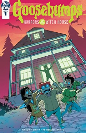 Goosebumps - Horrors of the Witch House #1-3 (2019) Complete