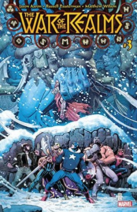 War of the Realms #1-5 + Director's Cut (2019)