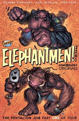 Elephantmen 2261 - The Pentalion Job #1-4 (2019) Complete