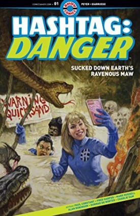 Hashtag - Danger 001 (2019)