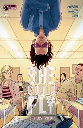 She Could Fly - The Lost Pilot #1-5 (2019) Complete