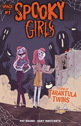 Spooky Girls - Tarantula Twins 001 (2019)
