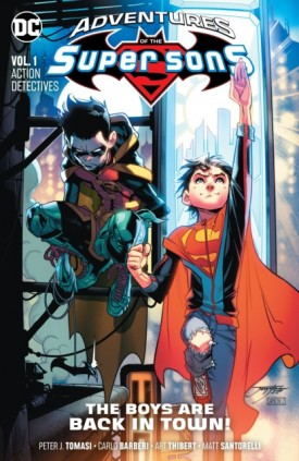 Adventures of the Super Sons v01 - Action Detectives (2019)