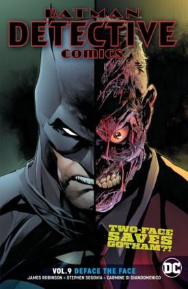 Batman - Detective Comics v09 - Deface the Face (2019)