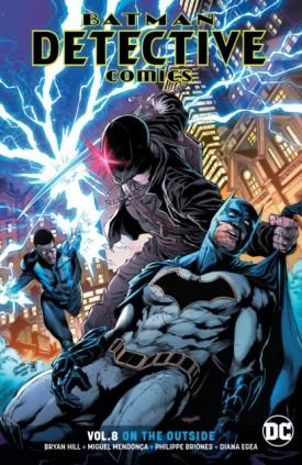Batman - Detective Comics v08 - On the Outside (2018)