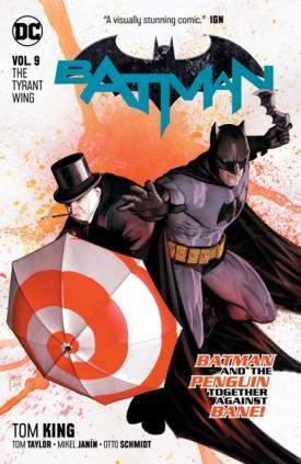 Batman v09 - The Tyrant Wing (2019)
