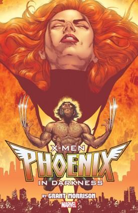X-Men - Phoenix In Darkness by Grant Morrison (2018)