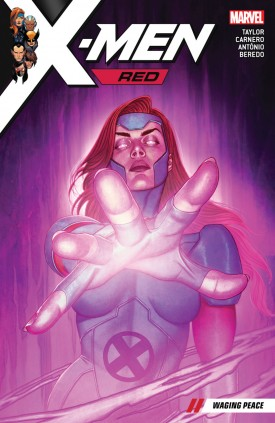 X-Men Red v02 - Waging Peace (2019)