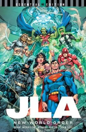 JLA - New World Order (DC Essential Edition) (2019)