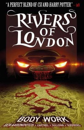 Rivers of London v01 - Body Work (2016)