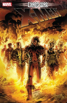 Chaos War - X-Men (2011)