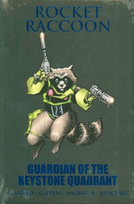 Rocket Raccoon - Guardian of the Keystone Quadrant (2011)