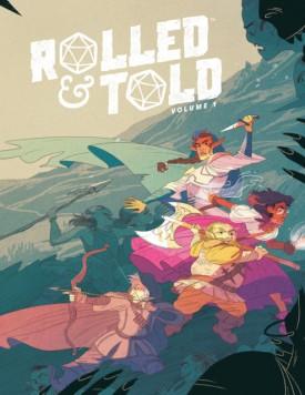 Rolled & Told v01 (2019)