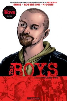 The Boys - Omnibus v02 (2019)