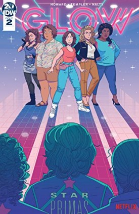 GLOW #1-4 + Special (2019) Complete