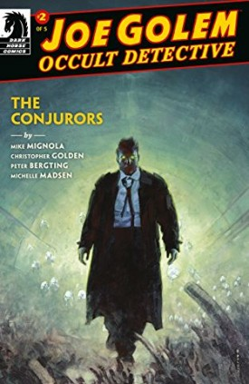 Joe Golem - The Conjurors #1-4 (2019)