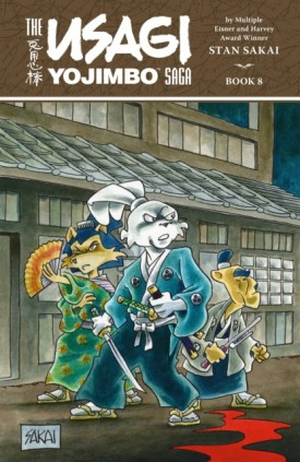 The Usagi Yojimbo Saga Book 08 (2019)