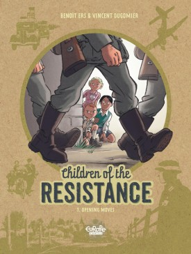 Children of the Resistance 01-06 (2019-2020)